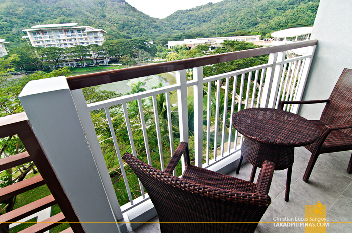 Pico Sands Hotel at Pico de Loro Cove in Hamilo Coast, Batangas