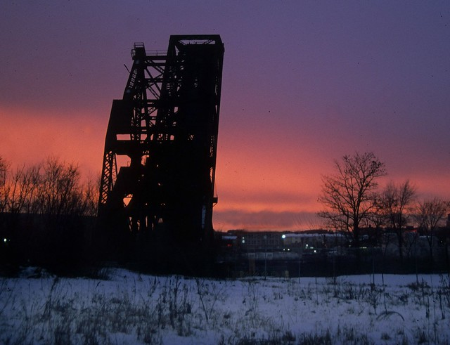 Abandoned Railroad Bridge 18
