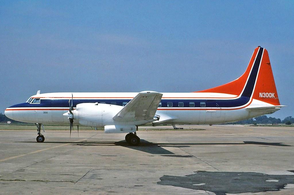 N300K - BE55 - Aerolineas Mas