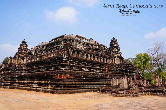 Siem Reap, Cambodia Day 2 - Royal Palace of Angkor Thom