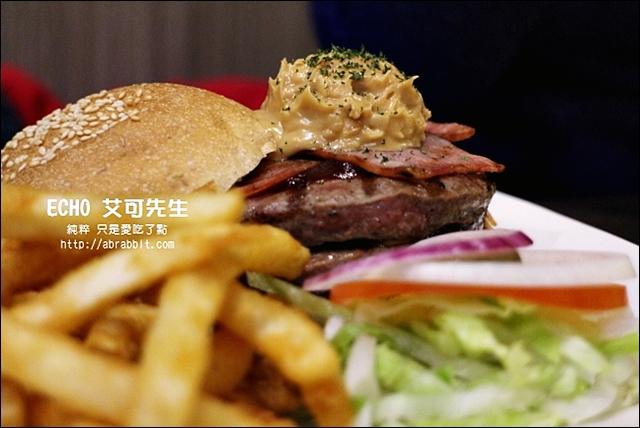 [台中]艾可先生–漢堡、義大利麵、燉飯一次滿足!@逢甲 福星路 西屯區