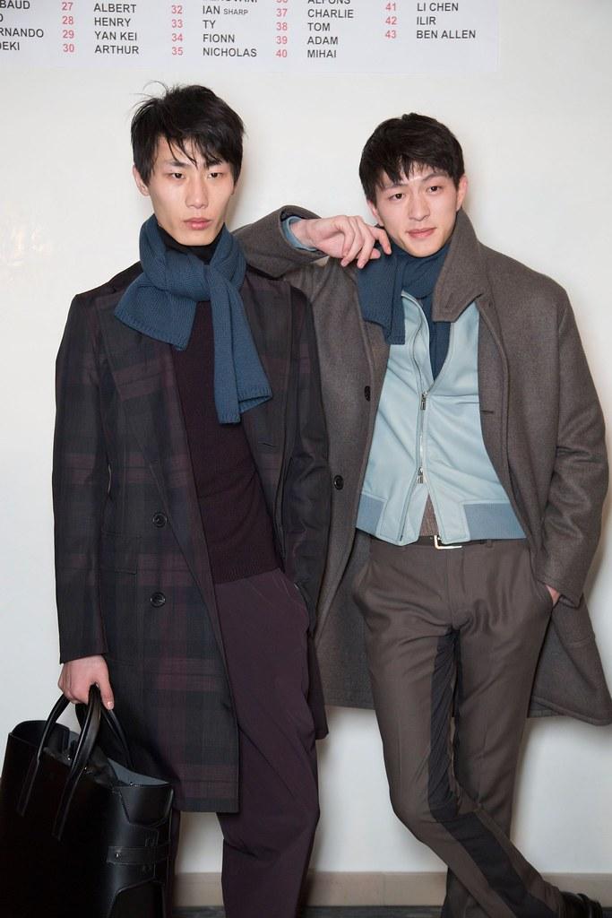 FW15 Paris Hermes331_Yan, Jin Dachuan(fashionising.com)