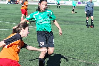 Extremadura vs AD Naranjo