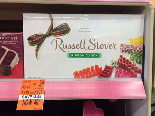Russell Stover Ribbon Candy 040 At Walgreens Clearance