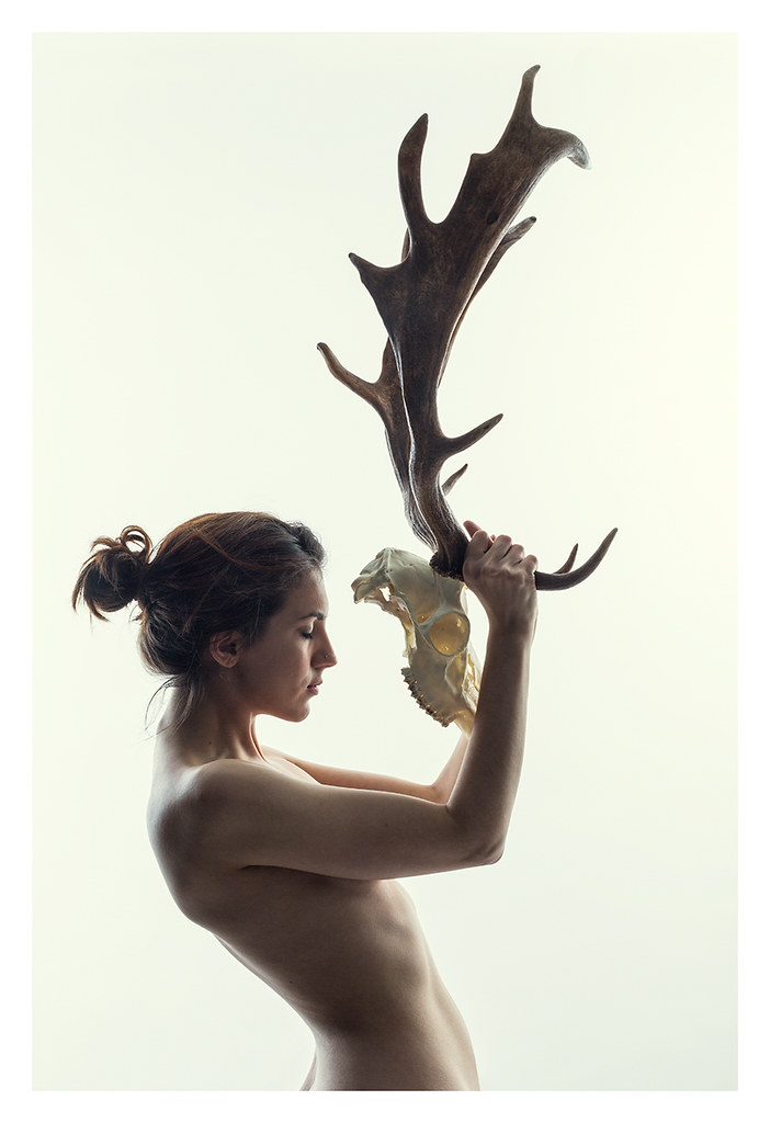 Antlers and nude chicks picture 634
