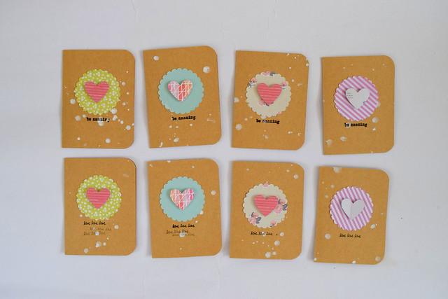 DIY Quick & Easy Valentine's Day Cards