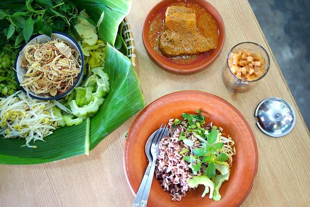 Green Chilli restaurant, Chatuchak Market, Bangkok, Thailand