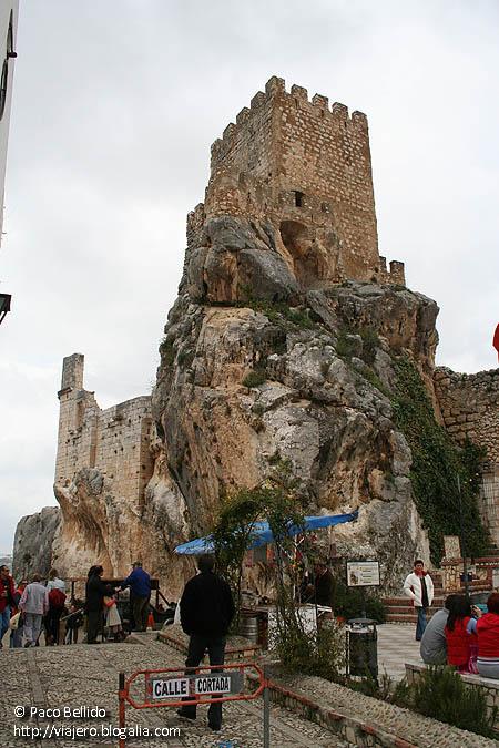Castillo de Zuheros. © Paco Bellido, 2006