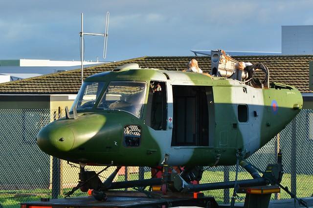 Lynx AH.7 XZ183 6 Jan 15
