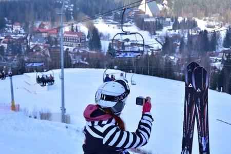 SNOW tour 2014/15: Harrachov – krásná červená a pohoda u Jarmilky