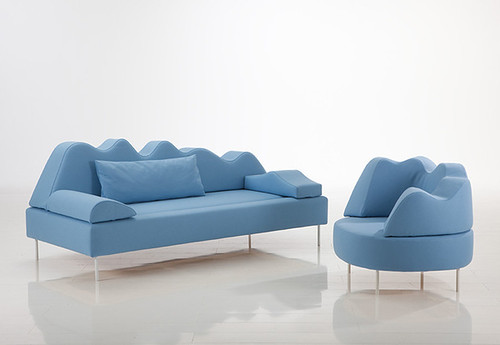 Contemporary Couch Design