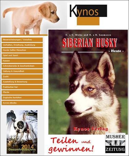 Siberian Husky, Kynos Verlag