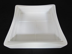 rectangle, platter,