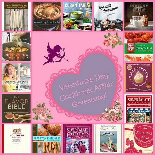 Cookbook Affair Giveaway Series