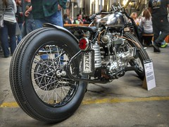 Garage Brewed Motorcycle Show