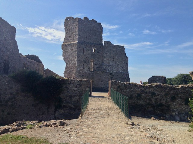 Castle Saissac