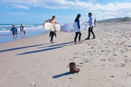 ocean beach surf boots florida surfboard surfers indialantic