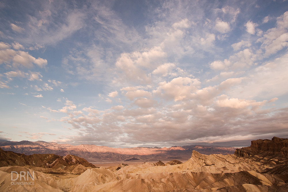 Death Valley Day Three - 04.10.16