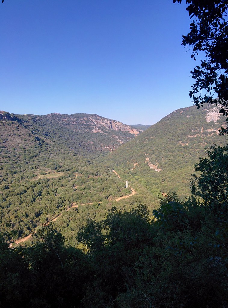 Израильские горы. Верхняя Галилея