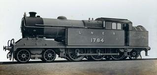 Passenger locomotive for the London & North Eastern Railway Company