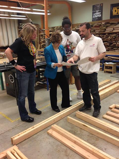 Photos of Congresswoman Bonamici