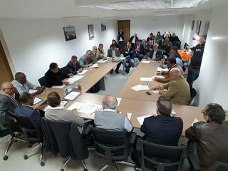 Custeio sindical é tema de reunião