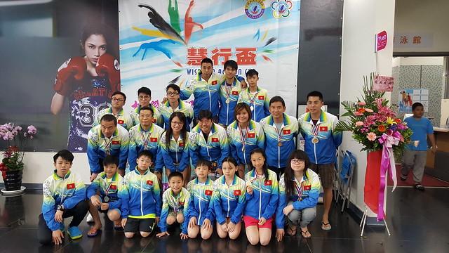 20160501台灣慧行盃國際游泳比賽