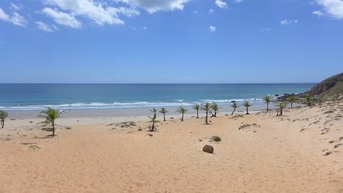 Praia Malhada a Jeri
