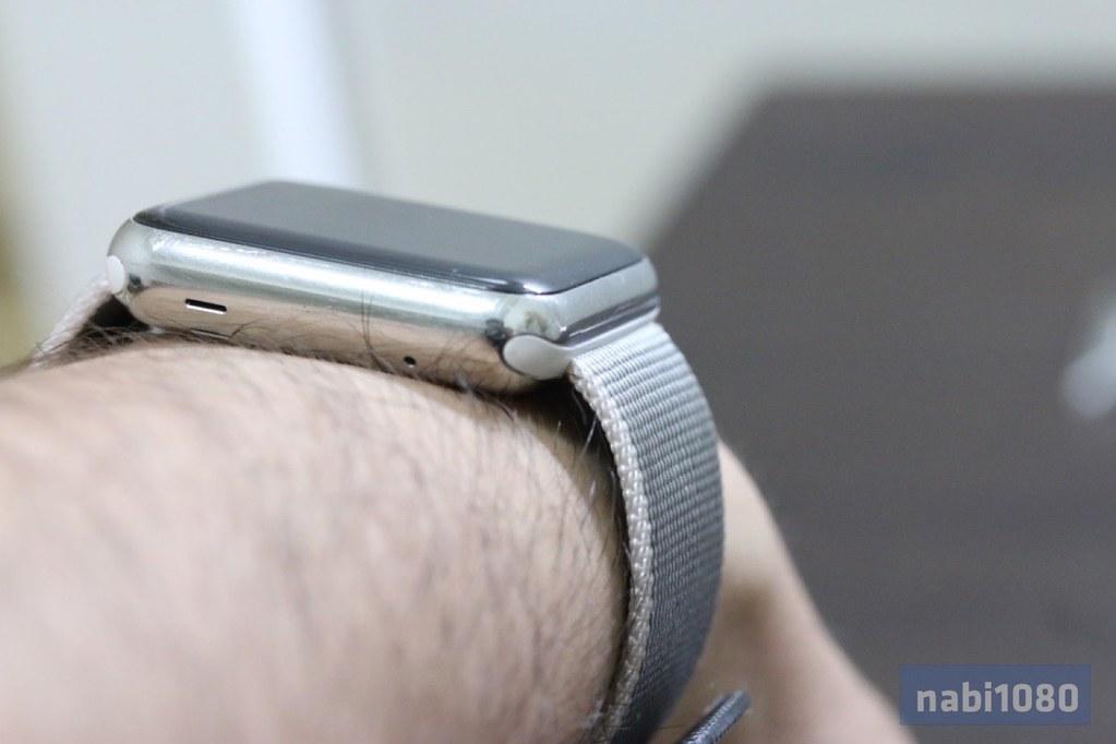Apple Watch ウーブンナイロンバンド15
