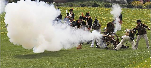 Fort-Meigs-firing