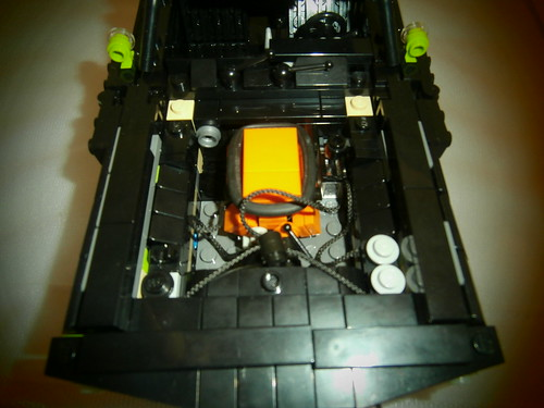 LEGO 1970 Plymouth AAR Cuda MOPAR POWER!!!