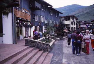 Colorado   -   Vail   -   July 1984