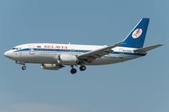 Belavia Belarusian Airlines Boeing 737-5Q8 EW-290PA (826383)