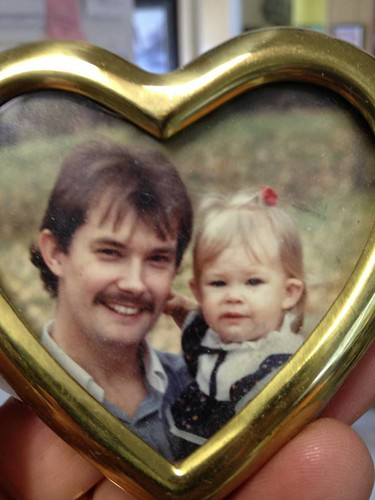 me & my dad :3