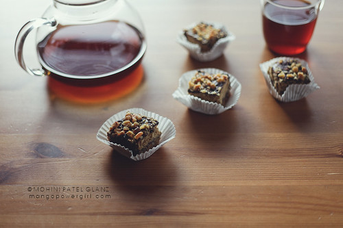 berry nut oat bars ~ recipe on the blog
