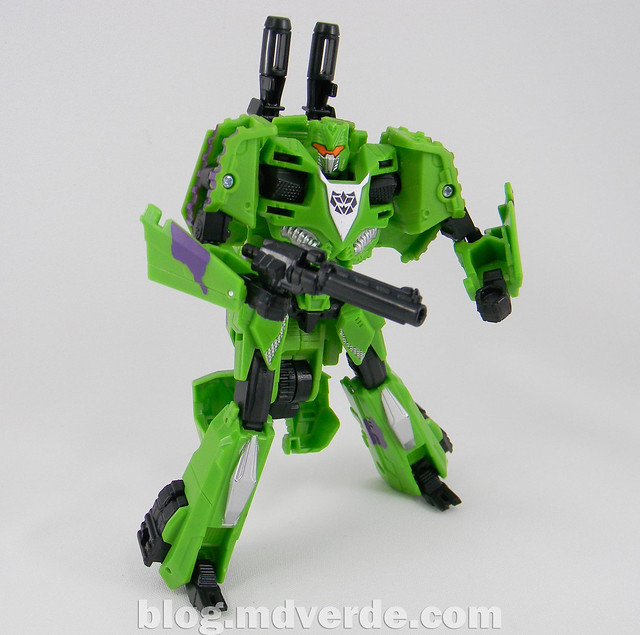 Transformers Brawl Deluxe - G2 Fall of Cybertron - modo robot