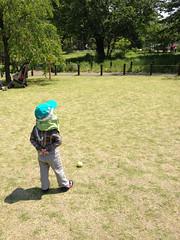中目黒公園とらちゃん 2013/5