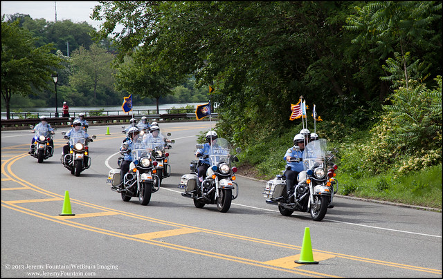 Police Escort - Philly Cycling Classic