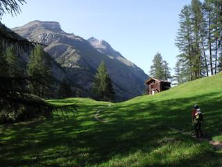 Bé 13 meses Alpes