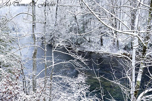 Snow Elk River