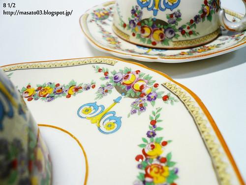 Wedgwood & Co MAYFAIR Tea Cups with Saucers 3