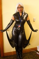 fetish model, latex clothing, clothing, lady, costume, spandex,