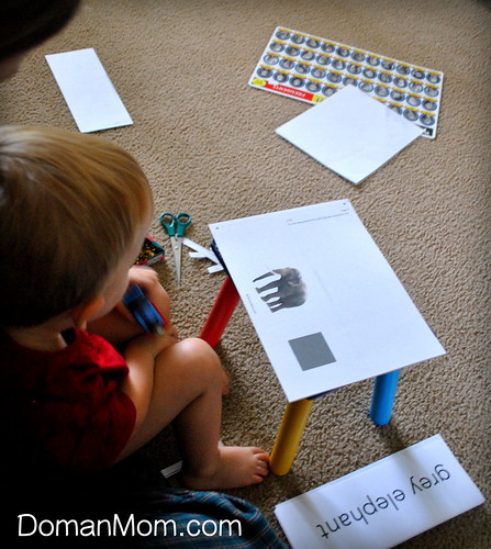 "Toddler ""School"": Week in Review 6.23.13"