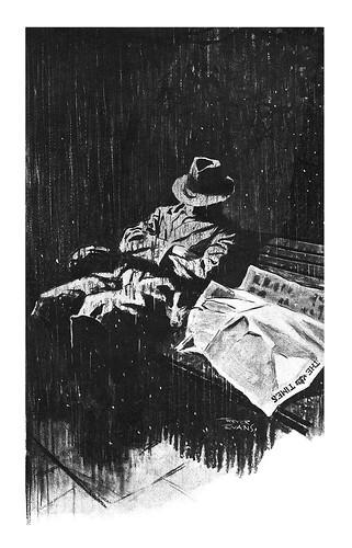 1935 illustration by Treyer Evans