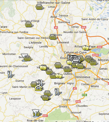Où trouver de La Soyeuse autour Lyon