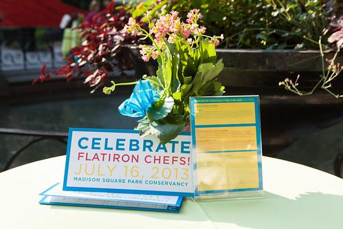 Celebrate Flatiron Chefs 2013!