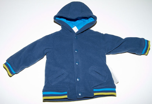 Infants' First Impressions Varsity Jackets