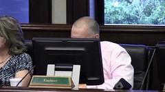 County Engineer Mike Fletcher