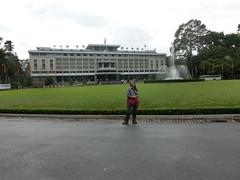 Wiedervereinigungspalast - Saigon