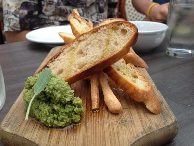Artisan Bread & Tapenade